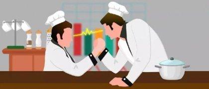 相比而言,a服务人员的推销话术中,单品和套餐是竞品,不同的套餐是并列关