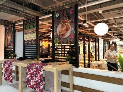 苏宁家乐福首家餐厅开业,还说年内要开100家!