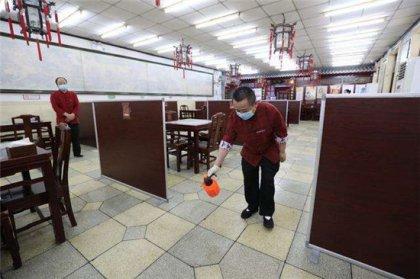北京疫情传来好消息!低风险地区餐饮从业者仍要提高警惕