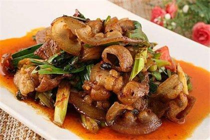 回锅肉制作七大关键,有做得好的餐厅日售近千份